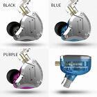 KZ-ZS10Pro In-ear Double Dynamic Unit Stereo Sound Wired Phone Gaming Earphone
