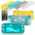Protective TPU Back Cover Grip Case for Nintendo Switch Lite 2019 Ultra Slim NEW