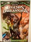 Dark Nights Death Metal Legends of the Dark Knights #1 Select Covers DC Comics image