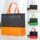 Reusable Shopping Eco Bags Shoulder Non Woven Grab Bag Pack Tote Bag Handbag