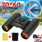 30x60 Small Compact Binoculars for Bird Watching Hunting Travel Hiking With Bag image