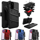 FOR SAMSUNG GALAXY A51 5G CASE BOLT ARMOR HEAVY DUTY HOLSTER COVER