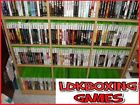 XBOX 360 Games CHOOSE YOUR GAME (Multi-listing Updated 23/10/20 MICROSOFT GAMES