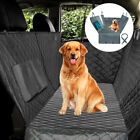 Dog Seat Cover Hammock for BackSeat Durable Waterproof Car Truck Suv  Seatbelt