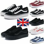 VAN Old Skool Skate Shoes All Size Classic Canvas Running Sneakers UK Hot
