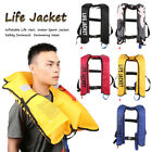 Pool Swimming Wear Safety Swimsuit Inflatable Life Vest Water Sport Jacket
