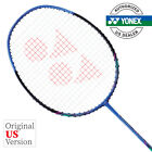 Yonex Nanoray 10F (Blue) Pre-Strung String Upgrade Option/ Badminton Racquet