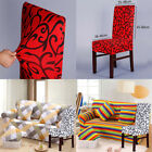 Spandex Stretch Chair Cover Dining Room Seat Cover Wedding Banquet Party Decor