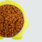 Pet Puppy Cat Dog Water Food Double Bowls Raised Stand Feeder Non-slip