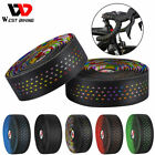 2X WEST BIKING Road Bike Cycling Handlebar Grip Non-Slip Wrap Tape Bandage