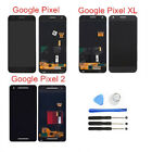 For Google Pixel / 2 / XL /XL LCD Display Touch Screen Digitizer Assembly Black