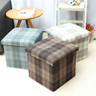 Nordic Style Daily Folding Wholesale Square Car  Stool Bedroom Furnitur