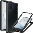 For Samsung Galaxy Note 10 Lite / A81 Case Full Body Slim Clear Hard Phone Cover