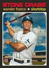 2020 Topps Heritage Minors - 10-count BASE PLAYER LOTS #s 1-200 U Pick From ListBaseball Cards - 213