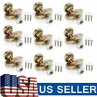 7Pcs/set Rocking Chair Bearing Connecting Fitting Furniture Screws Nut Bolt