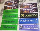 Kyпить Game Console promo signs Nintendo, Playstation, XBOX store display signs, gift на еВаy.соm