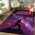 Black Panther Living Room Area Carpet Living Room Rugs Fn291015