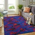 Spiderman Living Room Area Carpet Living Room Rugs Fn301021