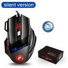 Zelotes (FBA_ET0566) 5500dpi 7 Button LED Optical USB Wired Gaming Mouse Mice...