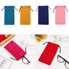 Drawstring Pouch Bags Glasses Cloth Bags Sunglasses Bag Eyeglasses Pouch
