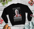 Ric Flair Woo! Christmas Jumper - Wrestling Funny Sweatshirt Xmas Party