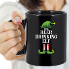 Ceramic Mug Beer Drinking Elf Matching Family Group Christmas Party Tee  Gifts