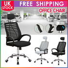 Office Mesh Chair Ergonomic Luxury Adjustable Swivel Executive High Back Chairs