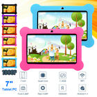 """7"""" Kids Tablet Pc Quad Core Dual Camera Wifi With Bundle Case Xmas Gifts"""