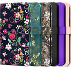 For Samsung Galaxy A42 5G Wallet Case Phone RFID Vegan Leather Card Holder Pouch