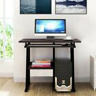 PC Laptop Table Computer Desk WorkStation w/Keyboard Shelf Learning Home Office