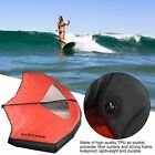 Lightweight Handheld Fly Flank Inflatable Surfboard Tool for Outdoor Surfing