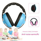 Outdoor Kids Ear Protection Earmuffs Airplane Noise Cancelling Headphone Baby US