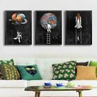 Canvas+Painting+Wall+Art+Decor+Homesick+Space+Plant+Graffiti+Art+Rocket+Quote+