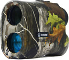 TecTecTec ProWild Hunting Rangefinder - Laser Range Finder for Hunting with Spee