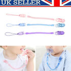UK+Baby+Infant+Toddler+Anti-Fall+Pacifier+Soother+Dummy+Clip+Chain+Nipple+Holder