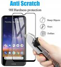 2 pack Tempered Glass Screen Protector Full Screen Cover Nokia 5.4,3.4,2.4,5.3
