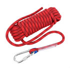 10mm/12mm High Strength Outdoor Safety Rock Climbing Rescue Rope For Climb Tree