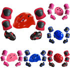 7Pcs Kids Skateboard Protective Gear Outdoor Sports Cycling Safety Equipment