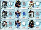 2020 Topps Holiday - JERSEY OR BAT RELICS - WalMart Exclusive - U Pick From ListBaseball Cards - 213