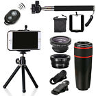 All In1 Accessories Phone Camera Lens Travel Kit For Cell Phone iPhone12 Samsung