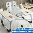 Bed Desk Tray Foldable Portable Multifunction Laptop Desk Lazy Laptop Table NEW