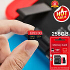 Ultra 64gb 128gb 256gb Micro Sd Class10 4k Sdhc Sdxc Memory Tf Card With Adapter