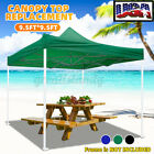 Up Tent Canopy Top Replacement Patio Gazebo Canopy 420D Sun Shade Outdoor Home