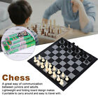 Board Game Folding Magnetic Chess Set Checkers Children's Educational Games