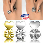 Backs Hypoallergenic Ear Magic Earrings Support Auxiliary Lifts Fits Studs Bax