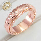 Charming Engagement Rings Romance Women Jewelry Rose Flowers 925 Silver Rings Ca
