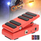 Wah‑Wah Pedal 2‑in‑1 Pedal Volume Effect Electric Guitar Musical Instrument Part