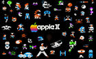 Apple II IIe IIc II+ IIgs Games Collection Floppy Disks