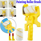 Por Paint Clean-Cut Paint Edger Roller Brush Safe Tool for Home Wall Ceiling Kit