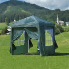 2X2m 3X3m Pop-up Gazebo Waterproof Marquee Canopy Outdoor Garden Tent Pergolas